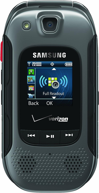 Amazon Com Samsung Convoy 3 Gray Verizon Wireless