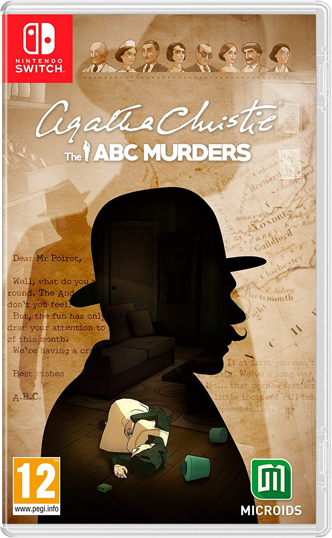 Agatha Christie: The ABC Murders: Amazon.es: Videojuegos