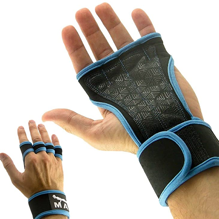 Cross Training Gloves with Wrist Support for WODs