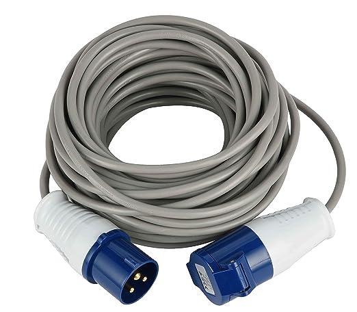 2 Piece Plug with Lid Cetac-schuko Simple Industrial Adaptor Wolfpack