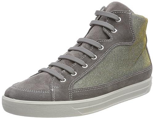 RICOSTA Elaine, Zapatillas Altas para Niñas: Amazon.es: Zapatos y complementos