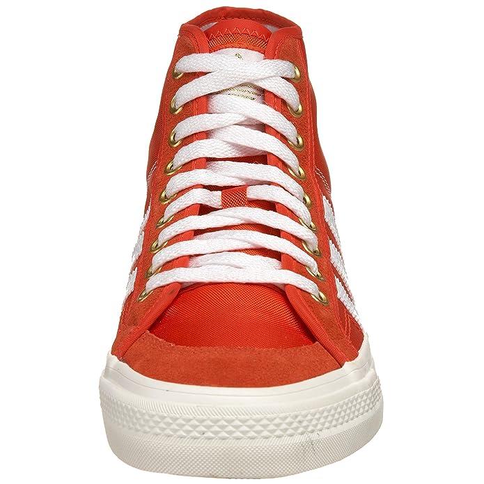 adidas Nizza Hi Hi Sneaker 7,5 c.orangerunnwhite:
