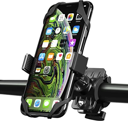 Adjustable Universal Motorcycle Bike Bicycle MTB Handlebar Phone Holder Mount US