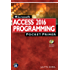 ACCESS 2016  PROGRAMMING Pocket Primer