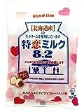 味覚糖 特恋ミルク8.2チョコレート 83g×6袋