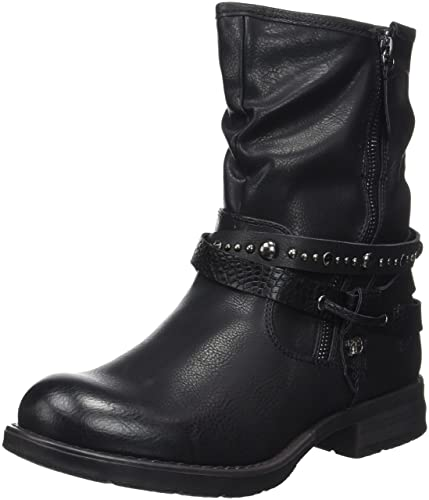 Womens 254 311 Biker Boots Bl?ck New Online Eastbay For Sale mrwiumr6g