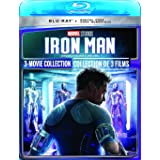 IRON MAN 3-MOVIE COLLECTION [Blu-ray] (Bilingual)