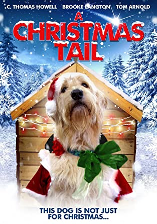 A Christmas Tail (DVD): Amazon.co.uk: Tom Arnold, C. Thomas Howell ...