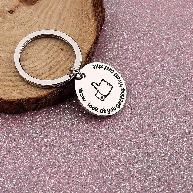 Amazon.com: Zuo Bao - Llavero de regalo para nuevo codoorker ...