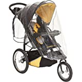 """Sashas""""Premium Series"""" Rain and Wind Cover for Baby Trend Expedition Jogger"""