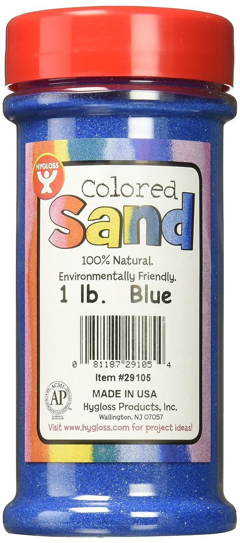 Hygloss botella de arena, de color negro, 1 kg