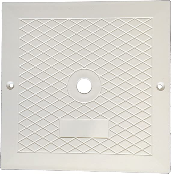 "10 Inch Square Skimmer Deck Cover 10/""x10/"" Lid Replacement For Hayward SPX1082E S"