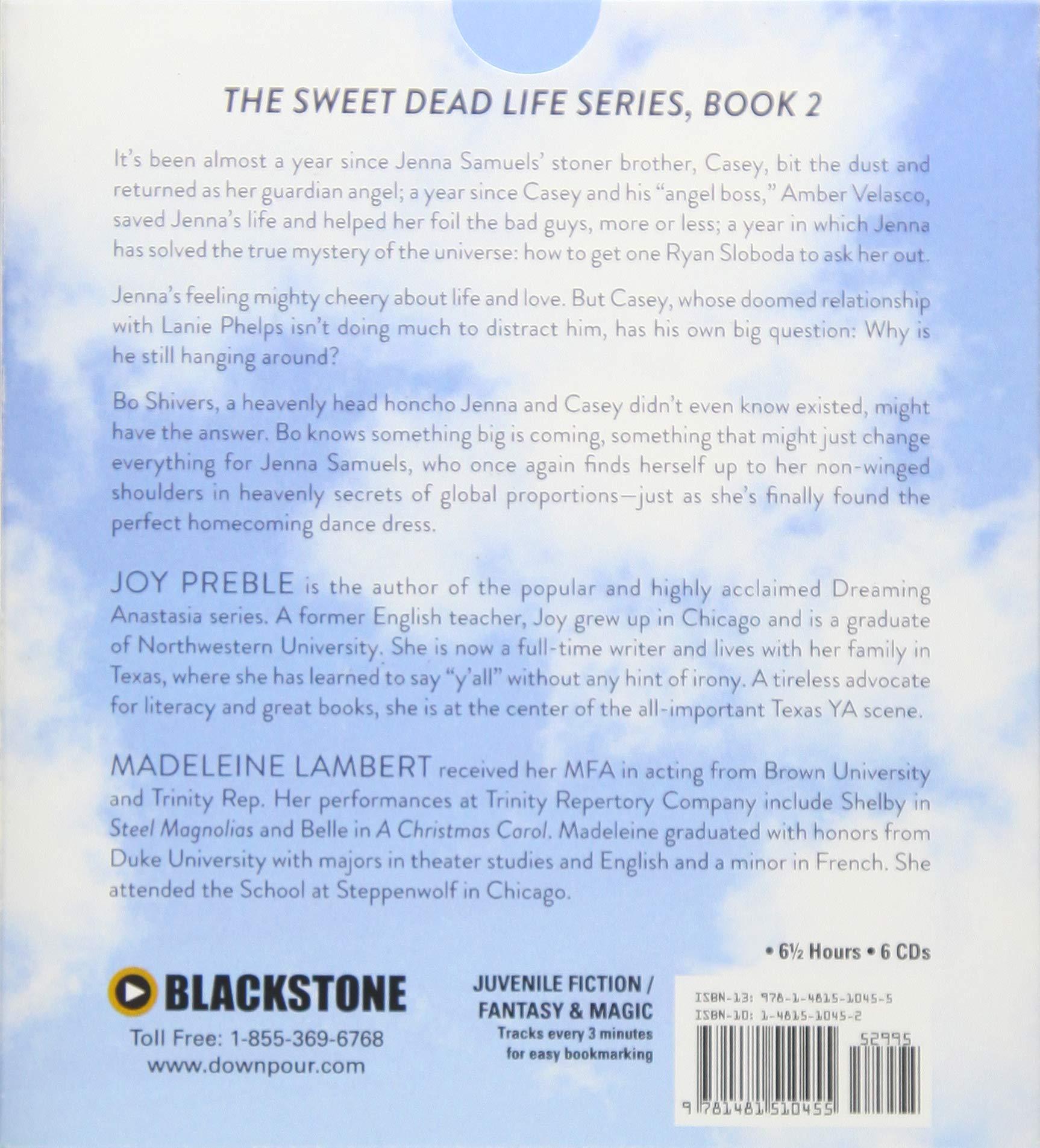 Dead, Sweet Angel (Dead, Sweet Series Book 2)