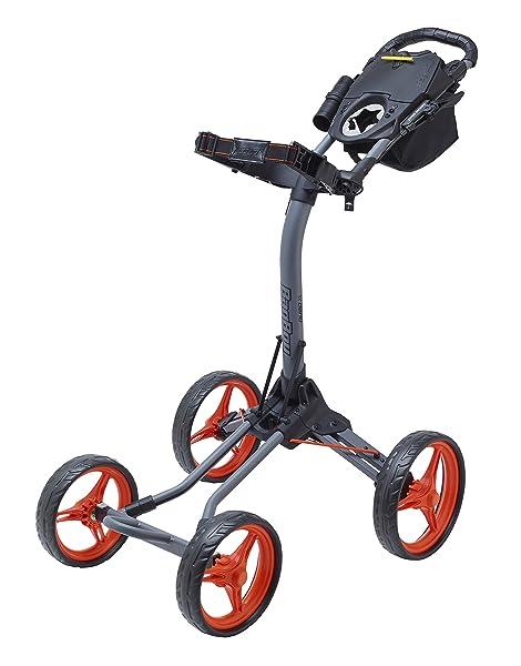 Bag Boy Quad XL 4-Wheel Golf Push Cart