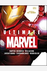 Ultimate Marvel Kindle Edition