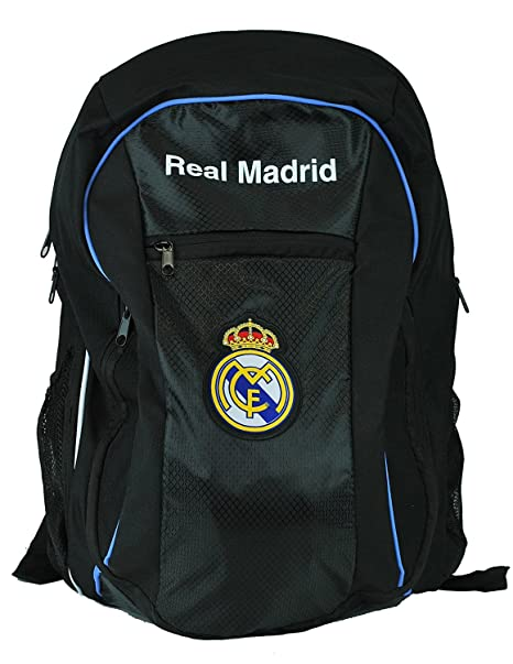 Real Madrid C.F. Authentic Official Licensed Soccer Backpack