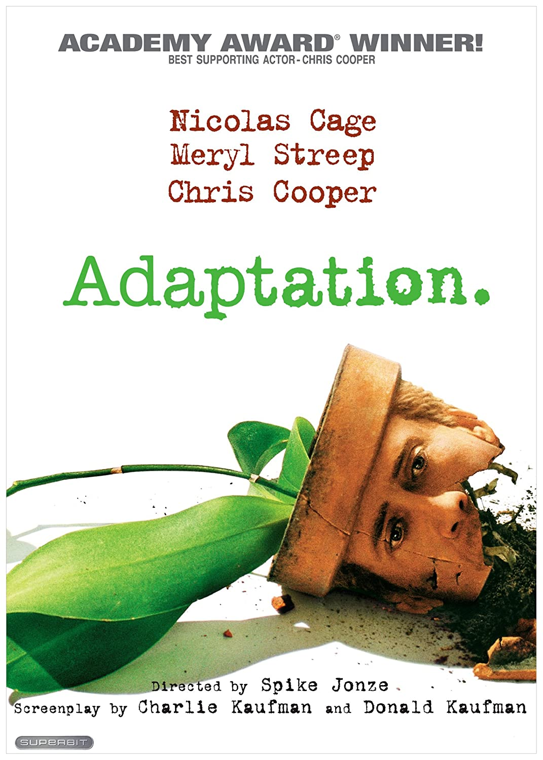 Image result for adaptation movie poster