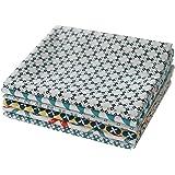 COTTONVILL 预切*四分装包 6 件Scandinavia 棉绗缝面料