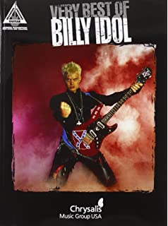 Supply Partition Pour Guitare Greatest Hits Online Discount Billy Idol