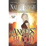 Angels' Blood (Guild Hunter, Book 1)