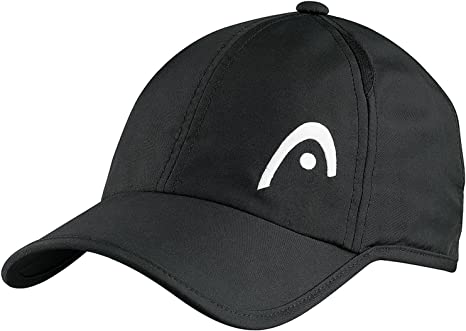 Head Pro Player - Gorra Unisex, Color Negro, Talla única: Amazon ...