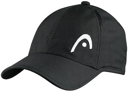 Head Pro Player - Gorra Unisex, Color Negro, Talla única ...