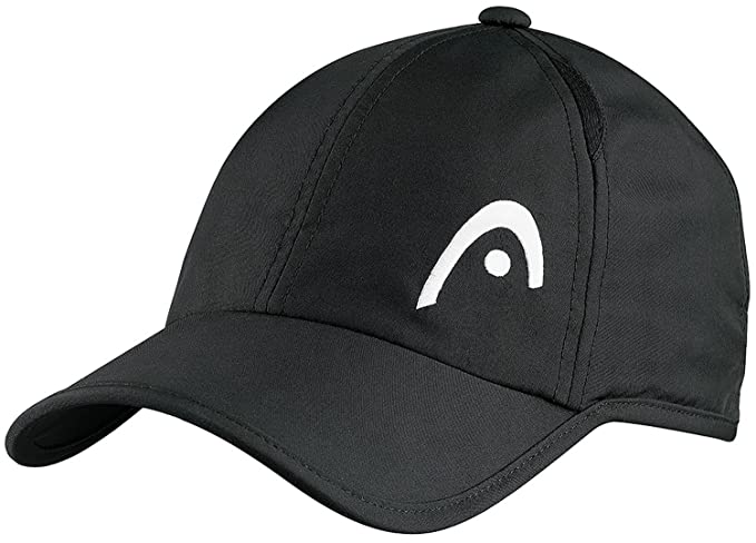 Head Pro Player - Gorra Unisex, Color Negro, Talla única ...