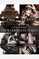 Lucia Jordan's Four Series Collection: Filthy, Curious, Rough, Undone Kindle Edition