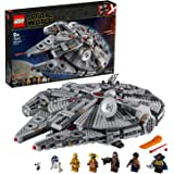 LEGO Star Wars 75257 Millennium Falcon Starship Building Kit (1353 Pieces)