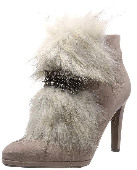 396dc1d4 Peter Kaiser Piya, Botas Plisadas para Mujer: Amazon.es: Zapatos y  complementos