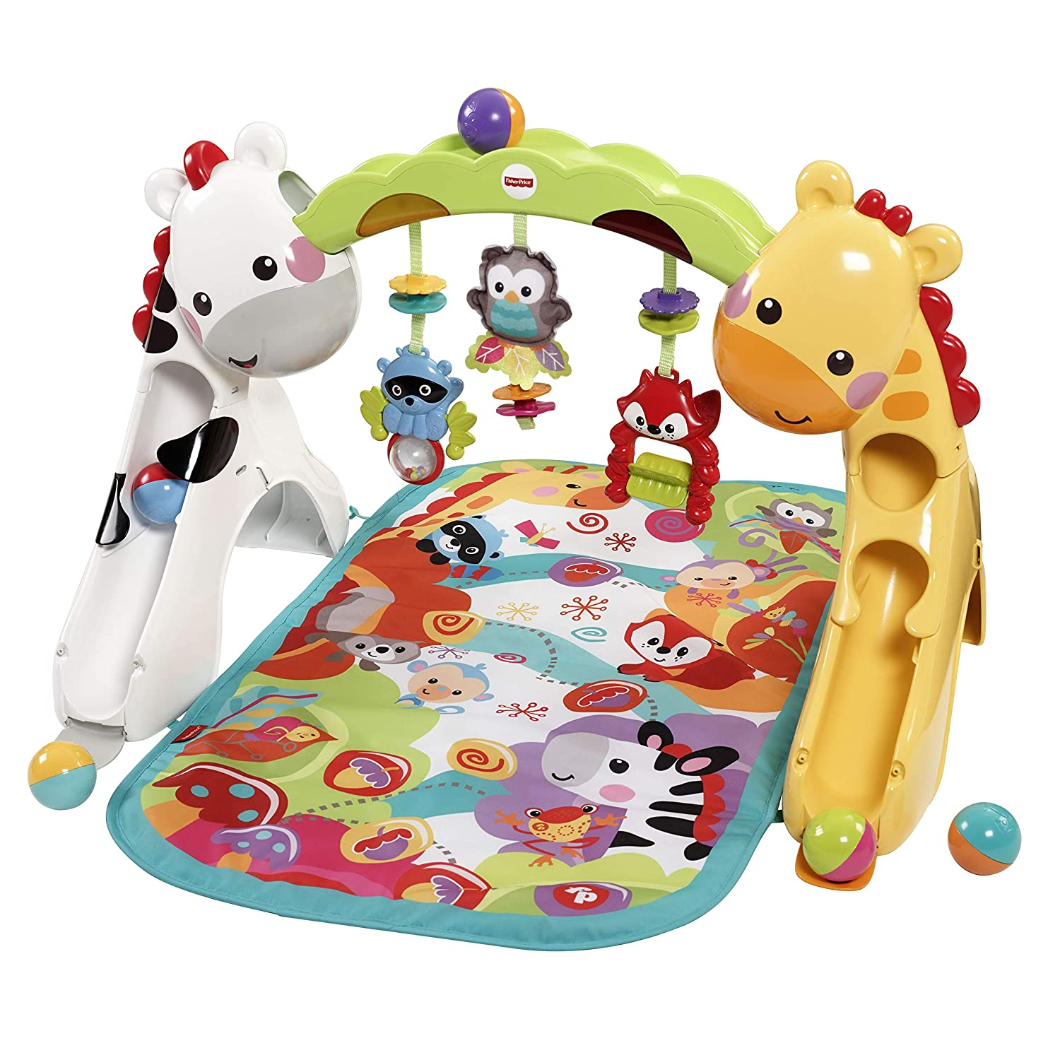 Fisher-Price Newborn-to-Toddler Play Gym Fisher Price CCB70