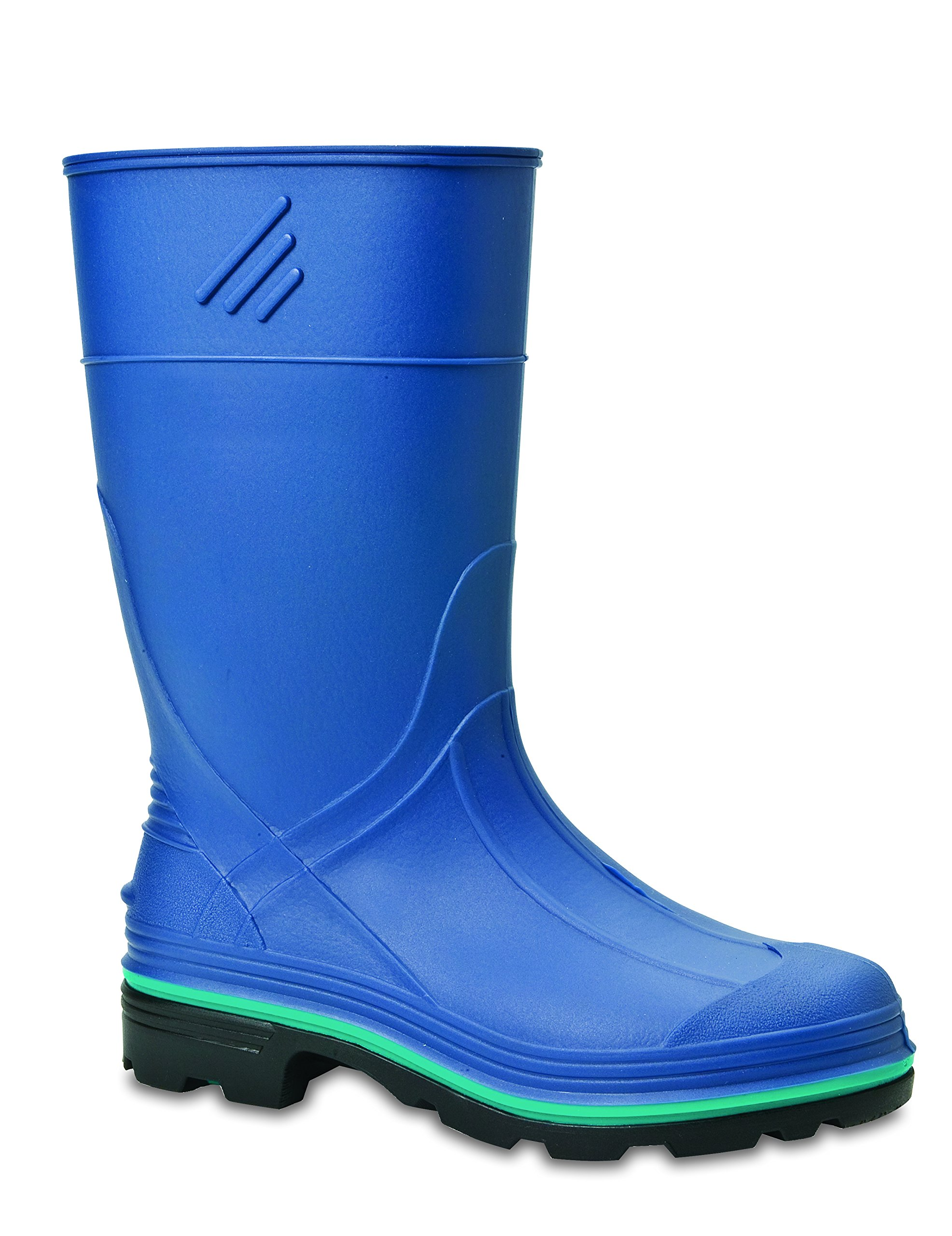 Ranger Splash Series Young Adults' Rain Boots, Blue (76006)