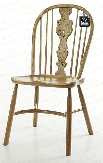 Schön Englisch Windsor Slat Back Stuhl: Hergestellt In England: Ein Klassiker,  Hervorragende Qualität