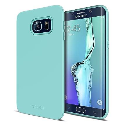 Amazon.com: Galaxy S6 Edge Plus caso, Centra – Carcasa de ...