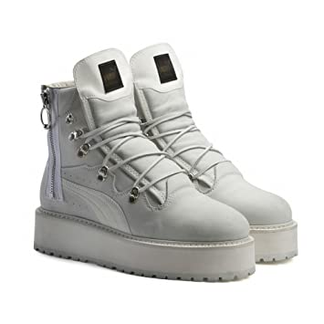 Puma Fenty by Rihanna Adult s Zapatillas Boots (363475), Puma White/