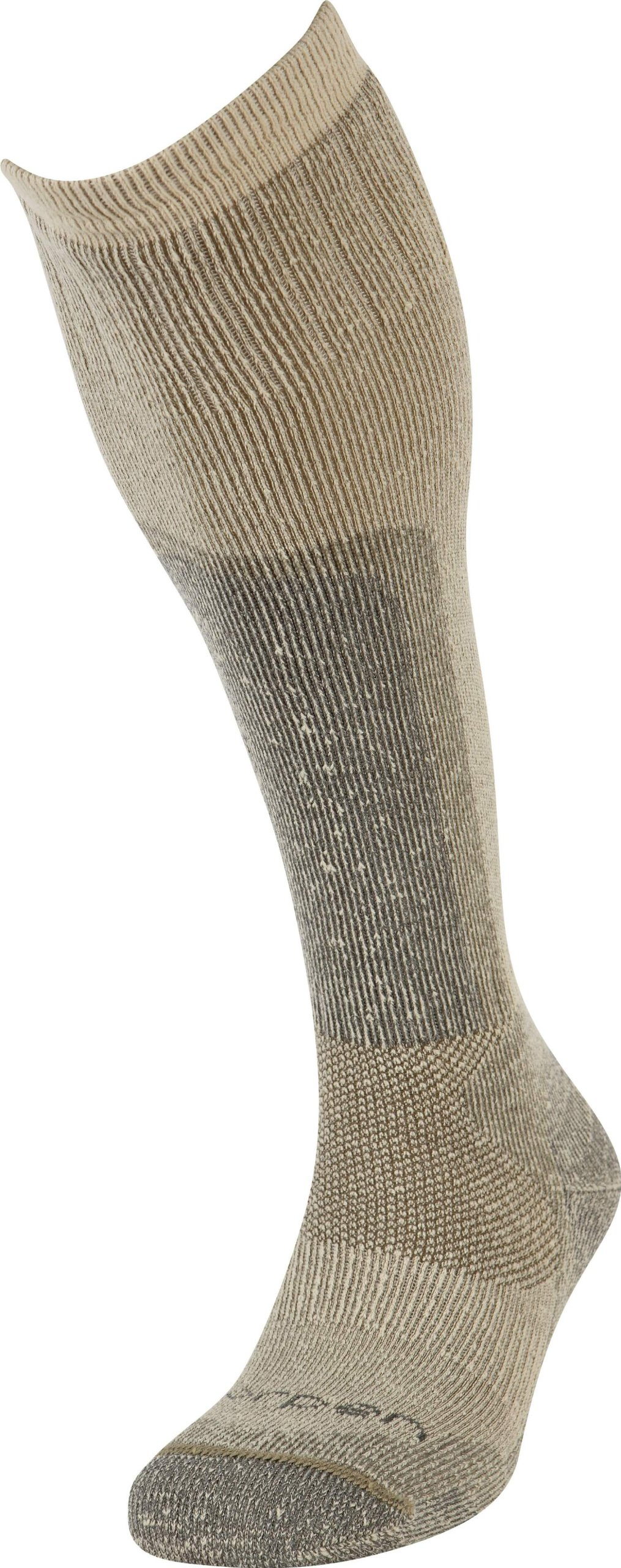 Lorpen Hunting Super Heavy Socks (Desert, Medium) by Lorpen