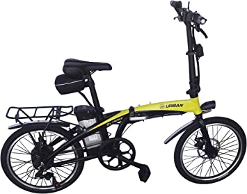 Helliot Bikes ByHelliot01 Bicicleta Eléctrica Plegable, Unisex ...