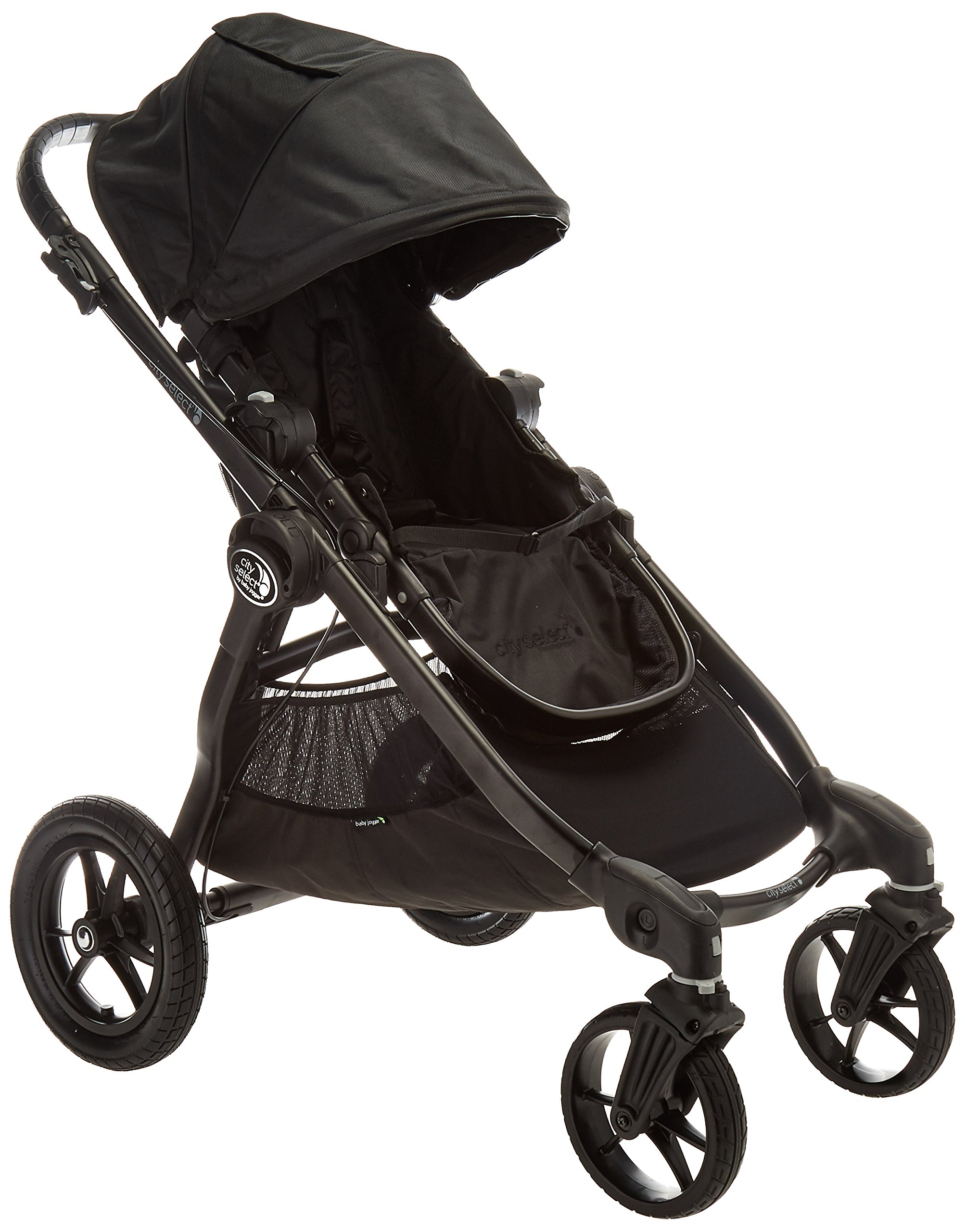 Baby Jogger 2016 City Select Single Stroller - Black