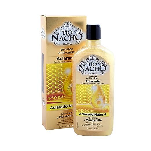 Amazon.com : Tio Nacho Anti-Caida y Aclarante Chamomile ...