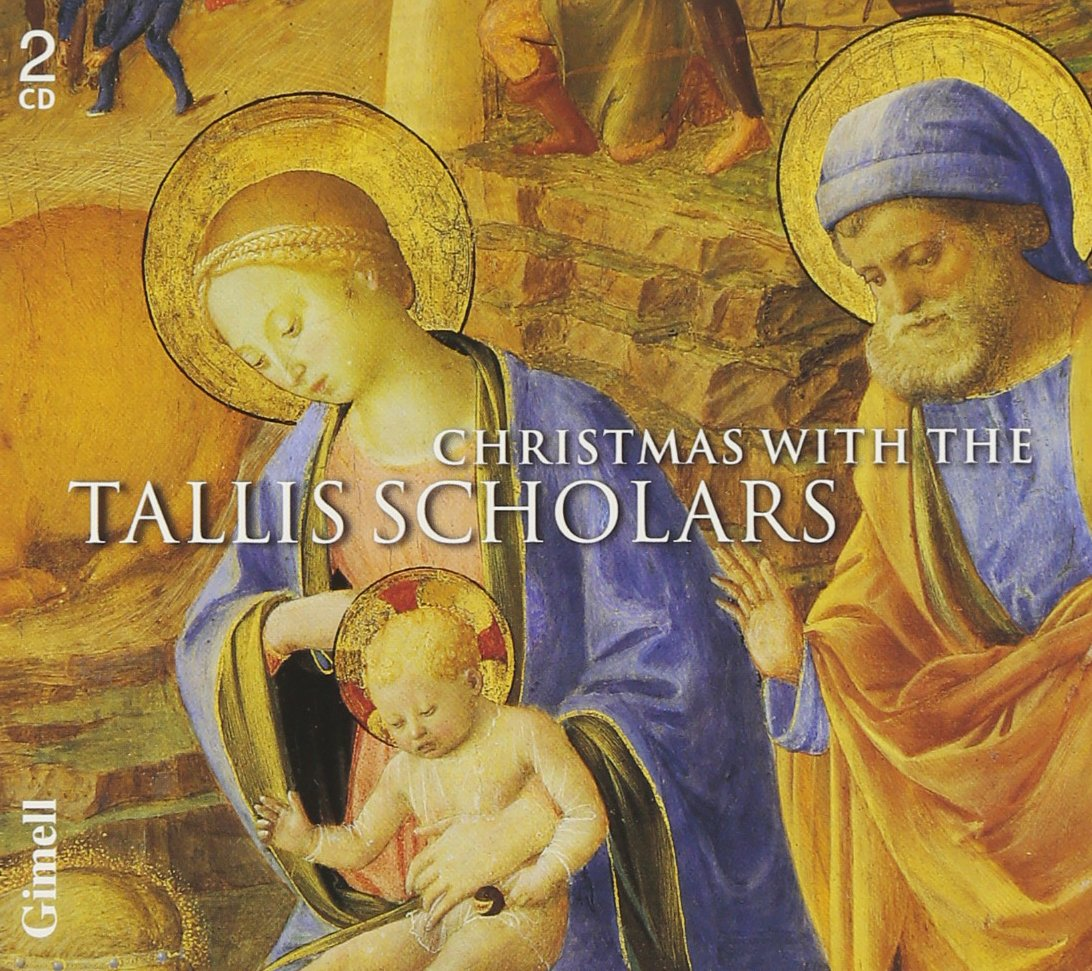 Christmas With Rapid rise free shipping the Scholars Tallis