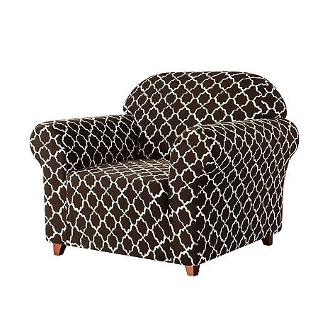 subrtex - Funda de sofá con Motivo Impreso de Tres plazas, 2 ...