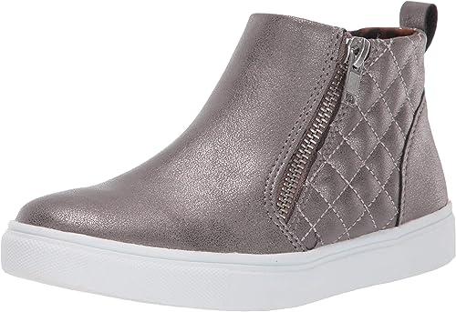 Steve Madden Girls' JREGGIE Sneaker