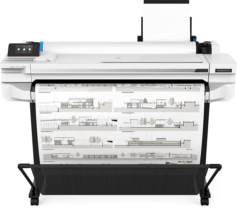 HP Designjet T525 - Impresora de Gran Formato (2400 x 1200 ...