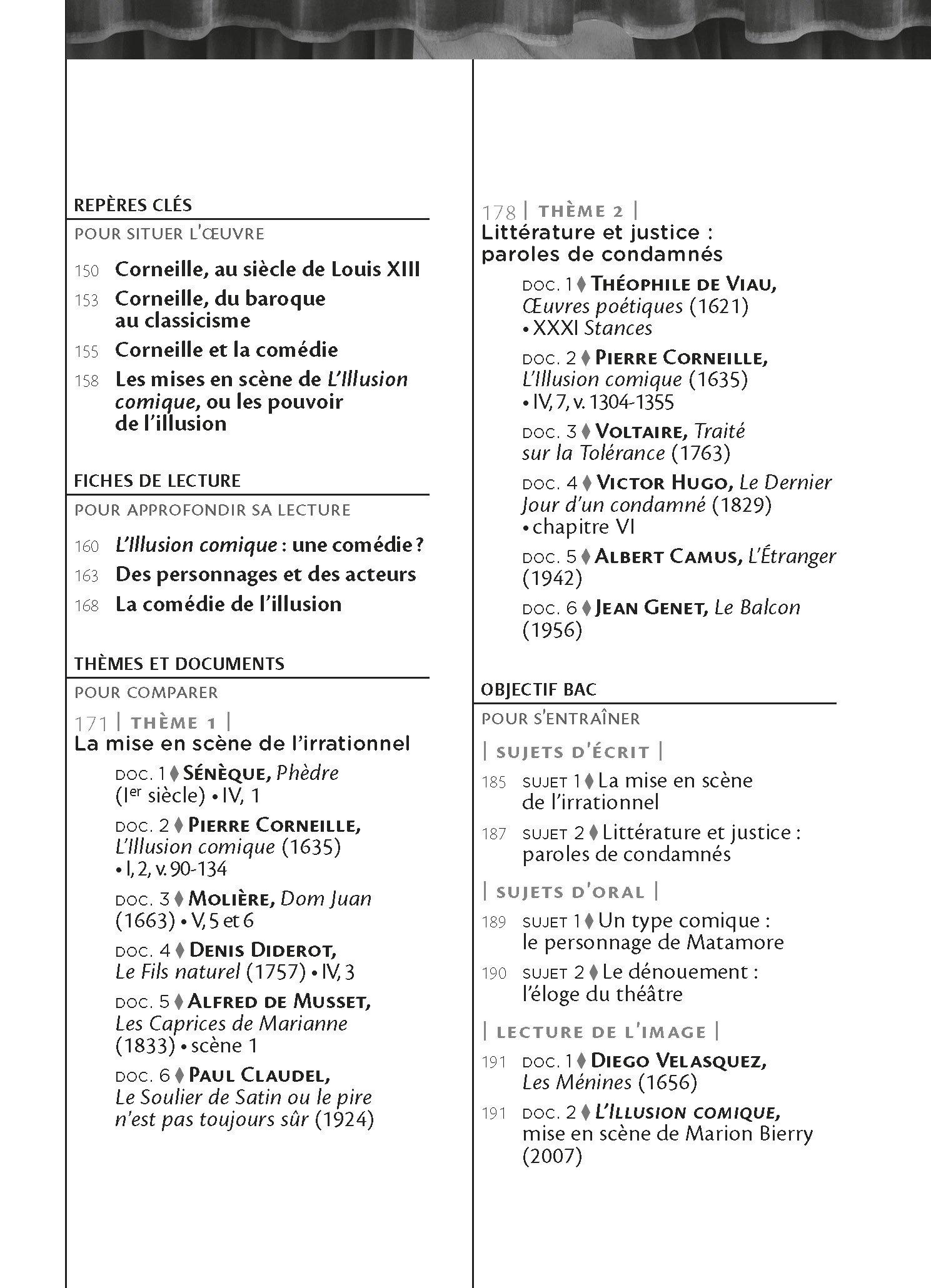 Amazon.com: LIllusion Comique (French Edition) (9782218959288): Pierre Corneille: Books