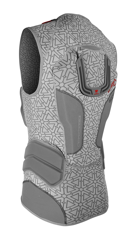 Black, Large//X-Large Leatt 3DF Body Vest