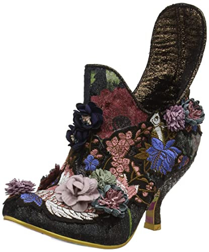 32eacd39fcf Irregular Choice Women s s Bloomchester Closed Toe Heels  Amazon.co.uk   Shoes   Bags