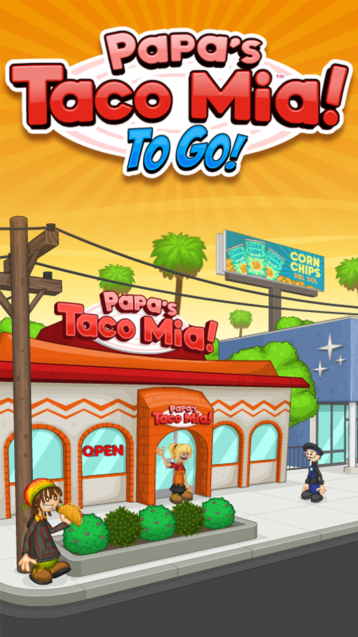 Amazon.com: Papa's Taco Mia To Go!: Appstore for Android