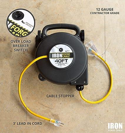 2.0 mm 50m Auto Cable Reel De 2 Mm De 25a coche Telar de alambre 28//0.3