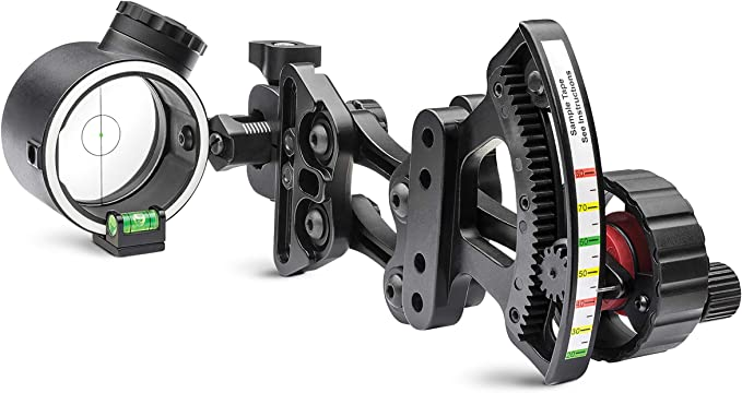 Best bow sight : TRUGLO Range-Rover PRO LED Bow Sight