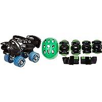 Cosco Tenacity Super Roller Skates, Junior (Blue)
